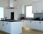 White Kitchen On Sale!